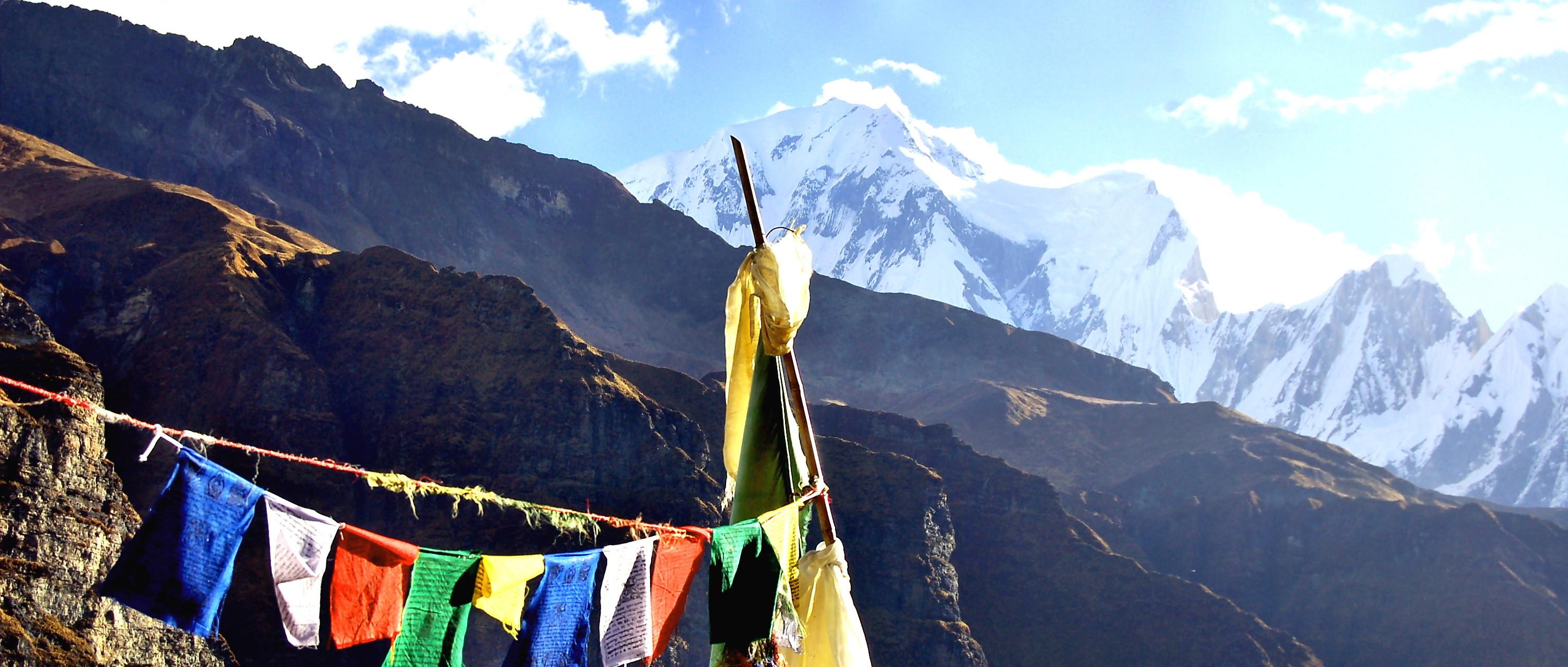 Trekking am Annapurna