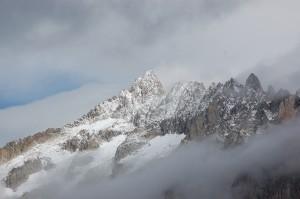 Über die Alpen könnte der Safran ins Wallis gekommen sein.