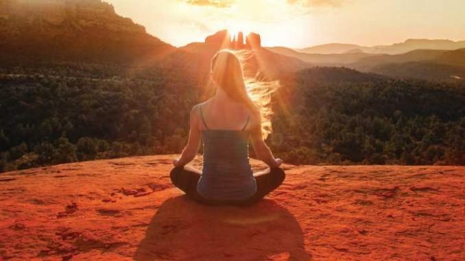 Suche nach spiritueller Erfahrung