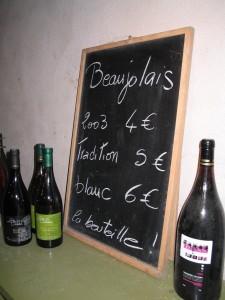 Gastromen nehmen den Beaujolais Nouveau ins Sortiment