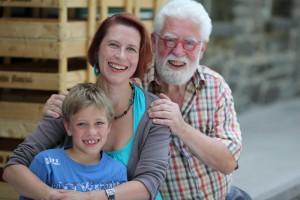 Senf ist bei Familie Breuer Familientradition