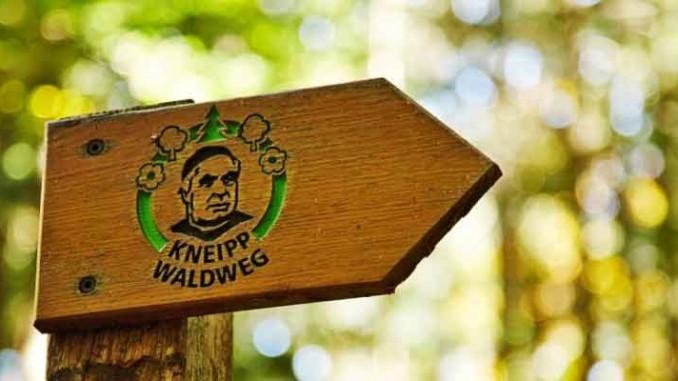 Selbst Waldwege sind nach ihm benannt