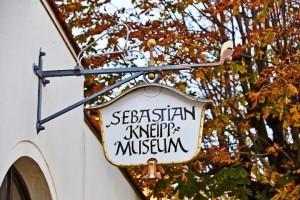 Kneipp-Museum in Bad Wörishofen