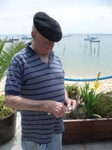 Verzehrt täglich ein Dutzend frische Austern