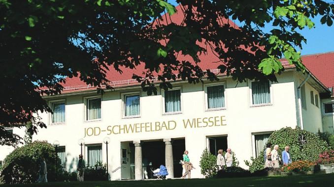 Deutschlands stärkste Jod-Schwefel-Quelle