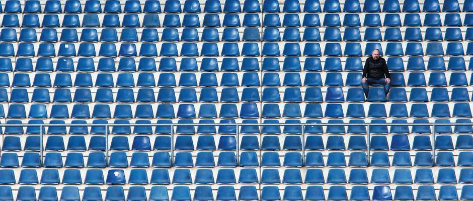 Christian Lohse im Stadion