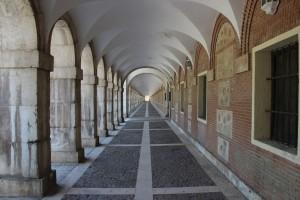 Schlosshof in Aranjuez