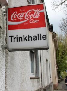 Die Trinkhalle gehört zum Ruhrgebiet