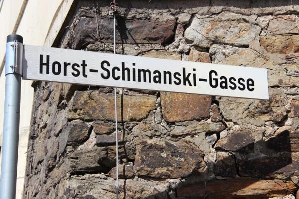 Hommage an Horst Schimanski