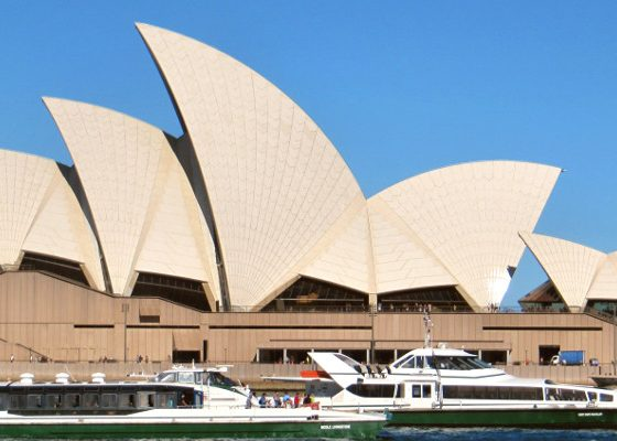 Sydney ist in der Top Ten