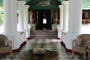 Heute eine Ayurveda-Klinik